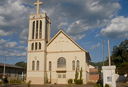 Nossa Senhora de Lourdes - Monte Alverne