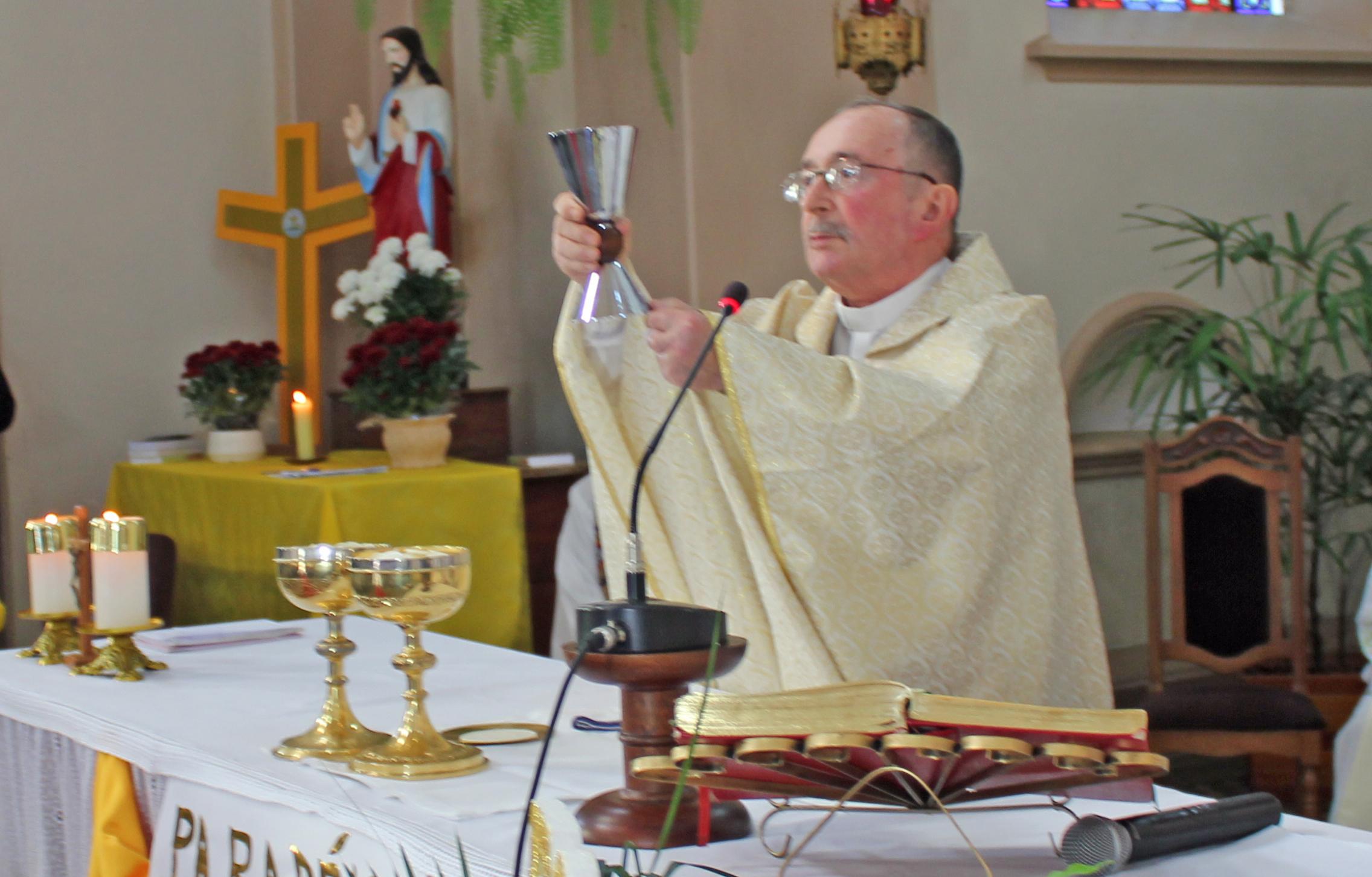 Falecimento de Padre Álvaro Lenhardt