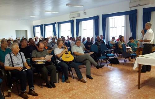 Diocese realiza Assembleia dos Conselhos de Administração