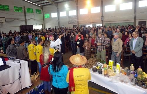 Encontro de Sementes reuniu mais de 700 pessoas