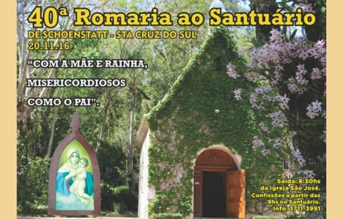 40ª Romaria de Schoenstatt
