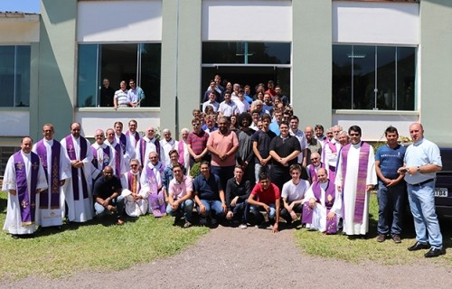 Seminário Propedêutico Interdiocesano recebe 16 seminaristas em Santa Cruz do Sul