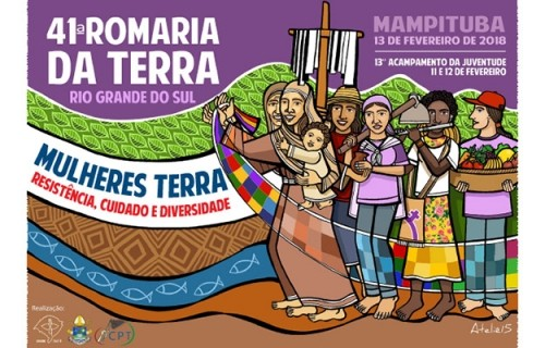 41ª Romaria da Terra será no dia 13 de fevereiro