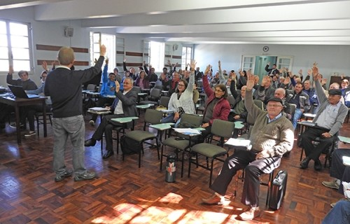 Aprovado Plano de Pastoral