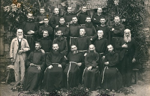 Capuchinhos celebram 120 anos de presença no RS