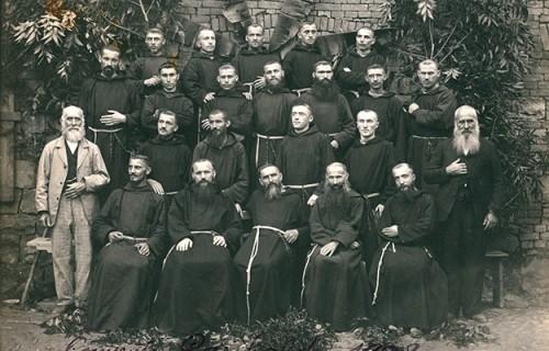 Capuchinhos celebram 120 anos de presença no RS