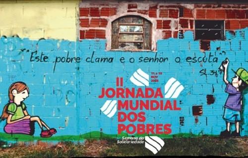 Jornada Mundial dos Pobres