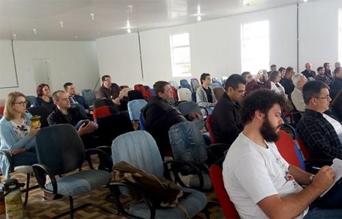 Santa Cruz no Encontro Regional da Pastoral da Comunicação