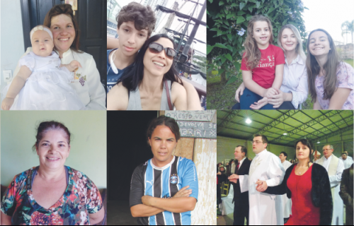 Mulheres que geram, criam e educam: elas são mães