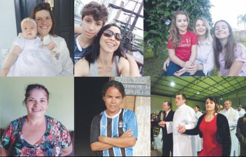 Mulheres que geram, criam e educam: elas são mães