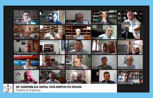 1º DIA | Bispos do Brasil se reúnem, online, para a 58ª Assembleia Geral da CNBB