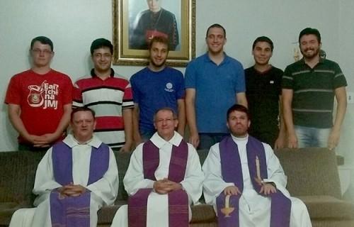Seminário Dom Alberto inicia atividades pastorais