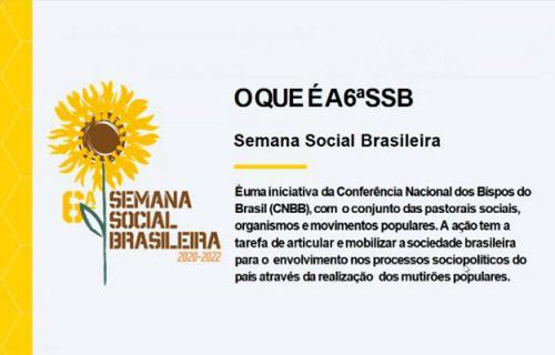 Diocese abraça a 6ª Semana Social Brasileira