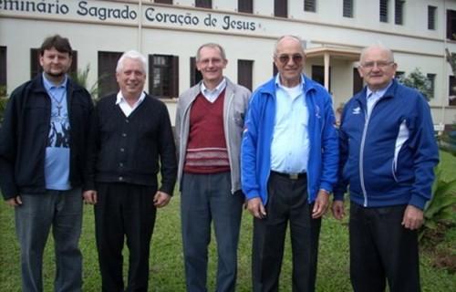 Reunião dos Padres Formadores dos Seminários