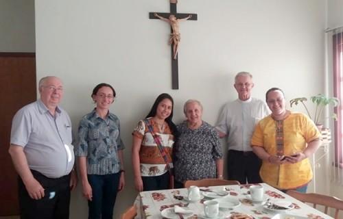 Fundadora da Congregação das Irmãs Franciscanas de Nossa Senhora Aparecida nasceu em Santa Cruz do Sul