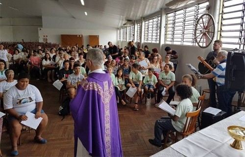 Encontro dos Projetos Sociais da Diocese de Santa Cruz do Sul