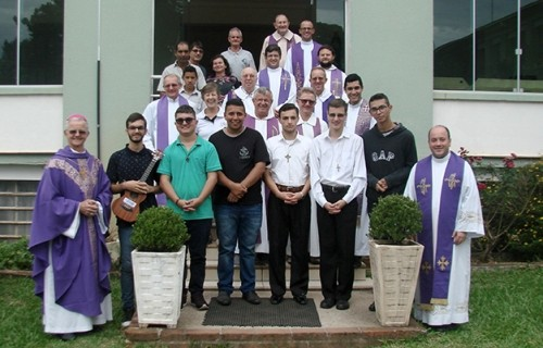 Seminário Propedêutico Interdiocesano reinicia atividades