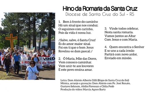 Dom Aloísio lança Hino para a Romaria da Santa Cruz