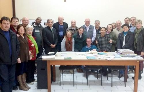 Pastorais Sociais do Regional Sul 3 reuniram-se em Porto Alegre