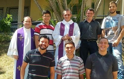 Retiro dos Seminaristas: experiência da Misericórdia de Deus