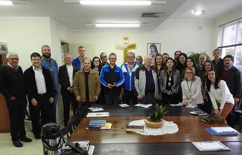 """Diocese reúne comunicadores para um """"Café com a Imprensa"""""""