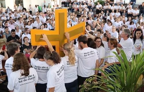 Encontro fortalece catequistas na Missão