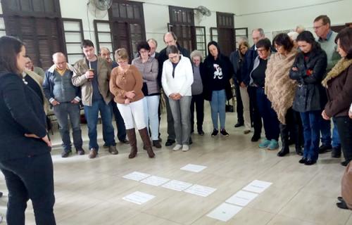 Leigos organizam Escola de Fé e Cidadania