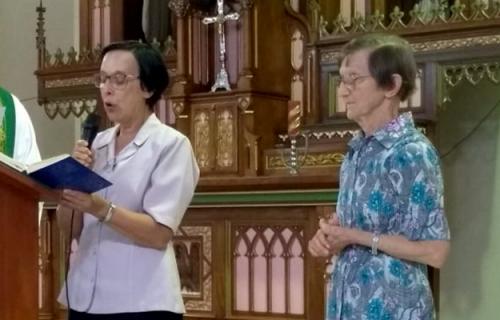 Irmãs celebram jubileu de vida religiosa