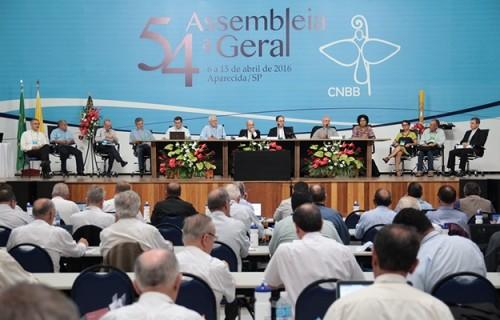 54ª Assembleia Geral dos Bispos do Brasil