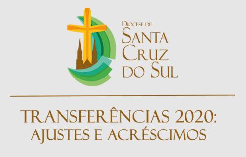 Transferências 2020: Ajustes e acréscimos
