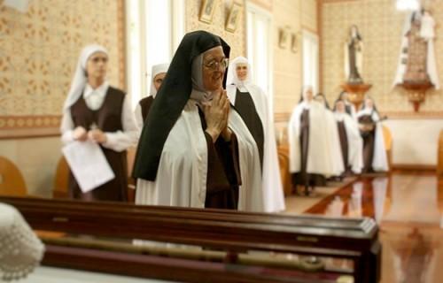 Madre Suzana do Carmelo prega recolhimento aos seminaristas