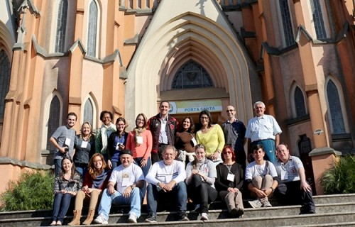 Encontro de Comunicadores impulsiona a PASCOM Diocesana