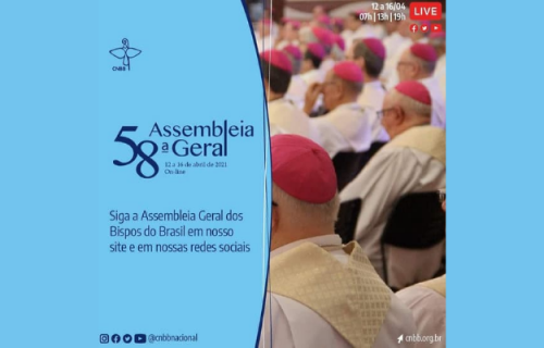 58ª Assembleia Geral da CNBB inicia amanhã, 12 de abril