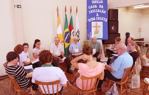 Assembleia avança na reflexão sobre a evangelização em nossa diocese