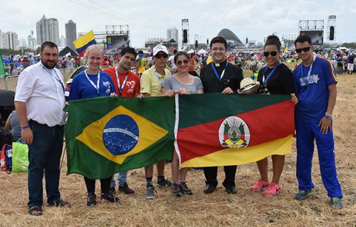 JMJ no Panamá: renovação da fé em Cristo