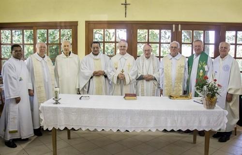 Padres celebram Jubileu de Ordenação Presbiteral