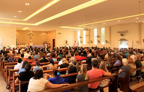 Renovação Carismática celebra 40 anos de história na Diocese