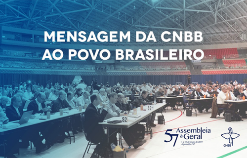 Mensagem da CNBB ao povo brasileiro