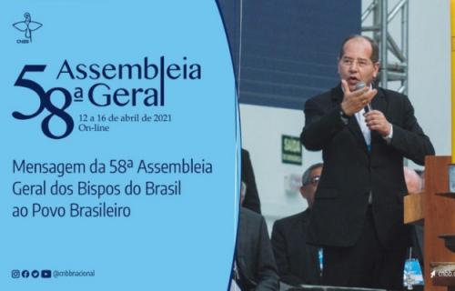 Mensagem ao povo brasileiro - 58ᵃ AG CNBB