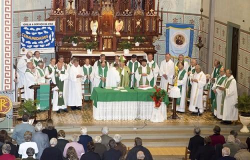 Centenário da Paróquia Nossa Senhora do Perpétuo Socorro