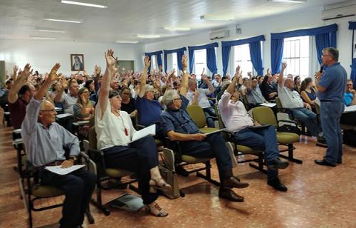 Diretorias aprovam Orçamento da Diocese