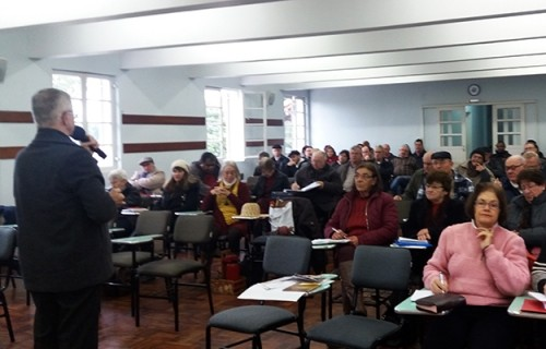 Diocese reúne Conselho de Evangelização