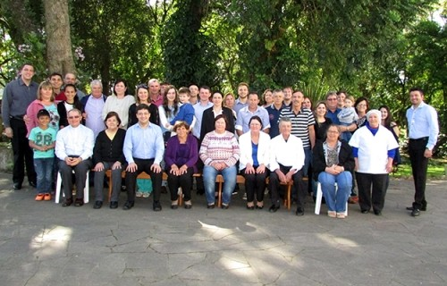 Seminário Dom Alberto promove encontro de familiares