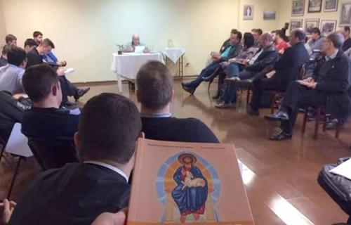 Formação: Espiritualidade do Padre Diocesano