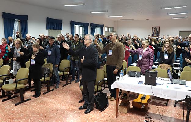 Fórum Diocesano sobre Catequese do Batismo aprofunda iniciação à vida cristã