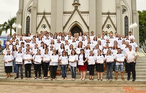 88 alunos são certificados na Teologia