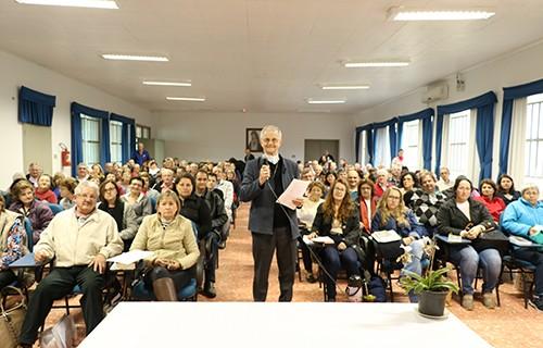 Ministros da Comarca de Venâncio Aires realizam retiro
