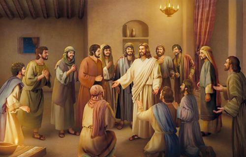 04 de junho: Pentecostes