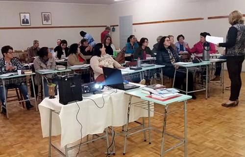 Curso de Teologia forma grupo em Santa Cruz